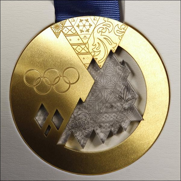 Quelle nation a obtenu le plus grand nombre de médailles depuis la première édition ?