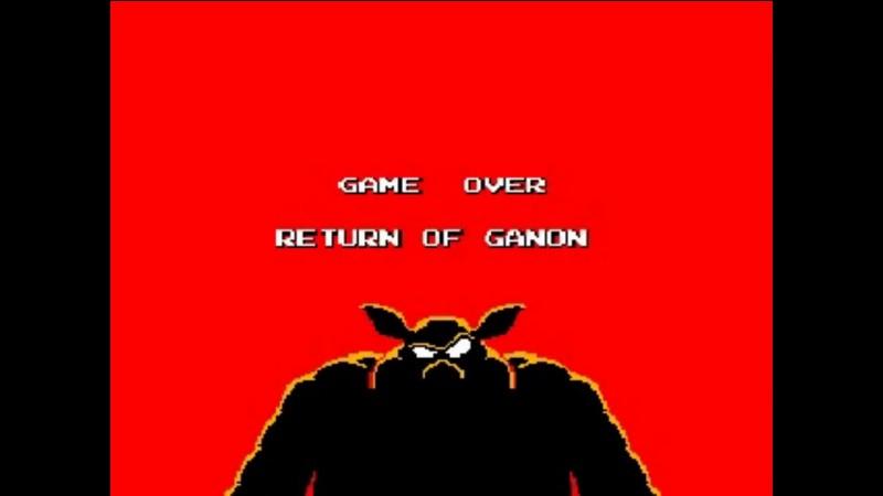 Combien de fois Ganon se résurrectionne-t-il dans la ligne chronologique où Link perd contre le roi démon ?