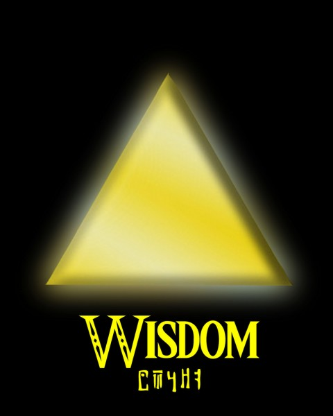 Qui détient la triforce de la sagesse ?