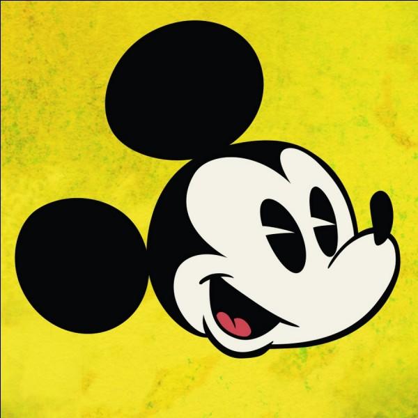 Quel est ce personnage de Disney ?