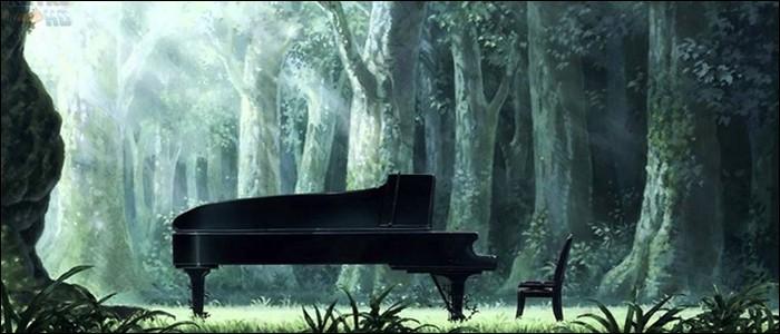 Quelle est la particularité du piano de la forêt ?