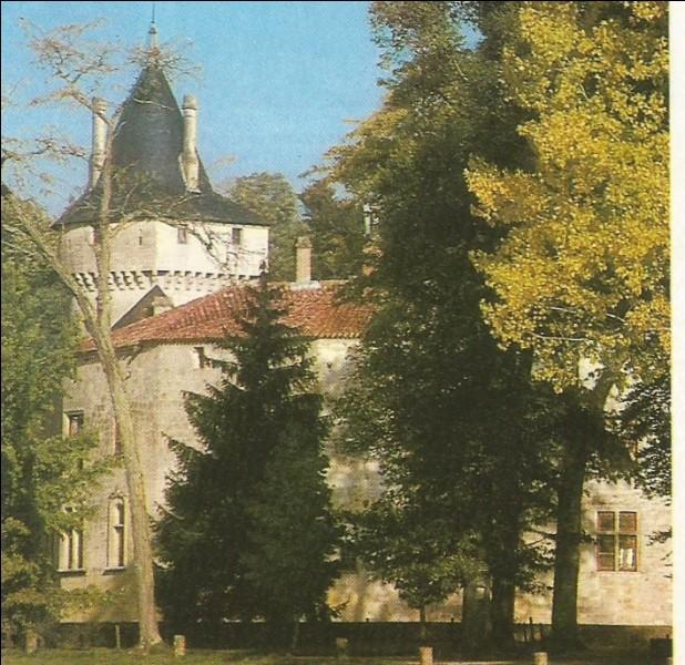 Qui naquit dans le château de Labrède, en Gironde ?