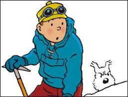 Dans quel pays proche de la Chine Tintin va-t-il d'après le titre d'une bande dessinée de Tintin ?