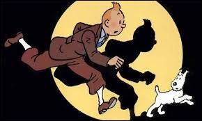 Quelle partie du corps humain est cassée d'après le titre d'une bande dessinée de Tintin ?