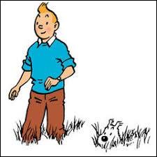 Quelle est la couleur du lotus d'après le titre d'une bande dessinée de Tintin ?