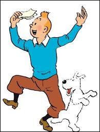 Comment est l'étoile d'après le titre d'une bande dessinée de Tintin ?