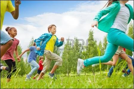 Culture générale - Que font ces enfants ?
