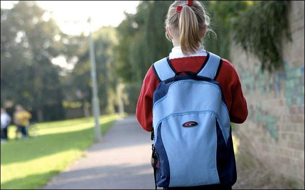 Culture générale - Qu'est-ce que cet enfant a sur le dos ?