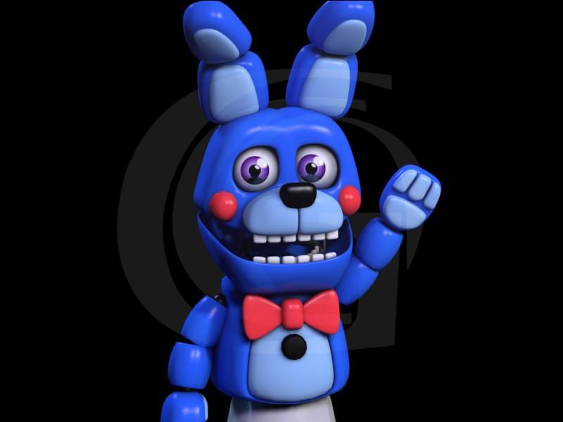 Qui est cet animatronic ?