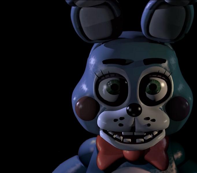 Le surnom de Toy Bonnie est...