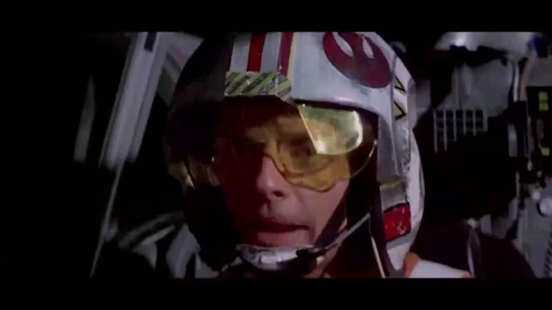 Quel est le nom de pilote de Luke lors de la bataille de Yavin ?