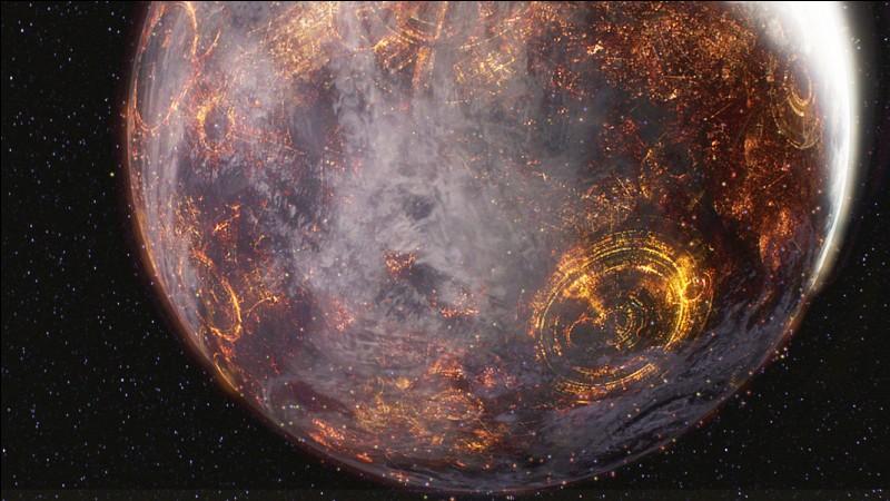 Un seul de ces cinq maîtres Jedi est né sur la planète Coruscant, où siégeait l'Ordre, lequel ?
