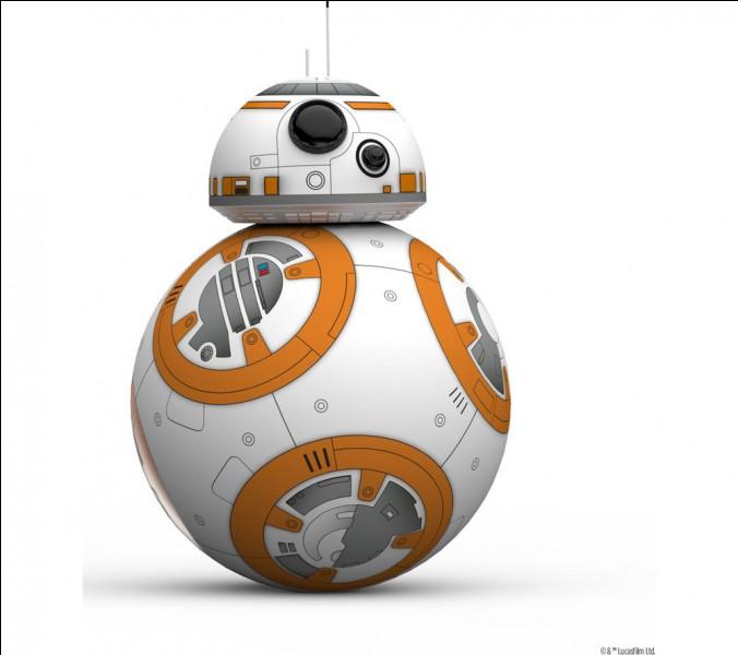 De quel type de droïde est BB-8 ?