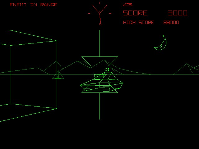 Quel est le premier jeu vidéo avec un environnement 3D ?