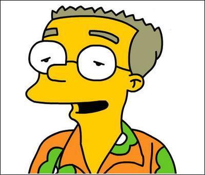 Smithers, quel est son prénom ?