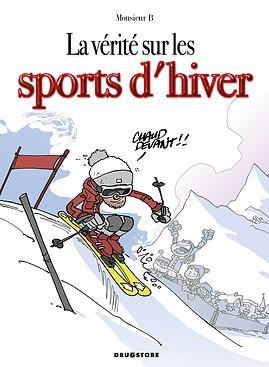 Les héros de BD aux sports d'hiver