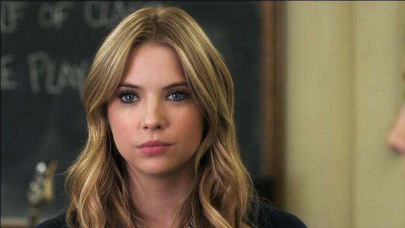 Et celle d'Hanna ?