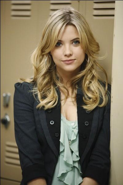 Pour quel raison Hanna a-t-elle déchirer la page du journal intime d'Alison trouvé dans le repère de -A ? (saison 4)