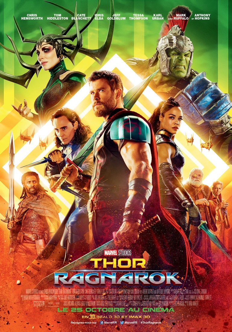 Thor (3) : Ragnarok