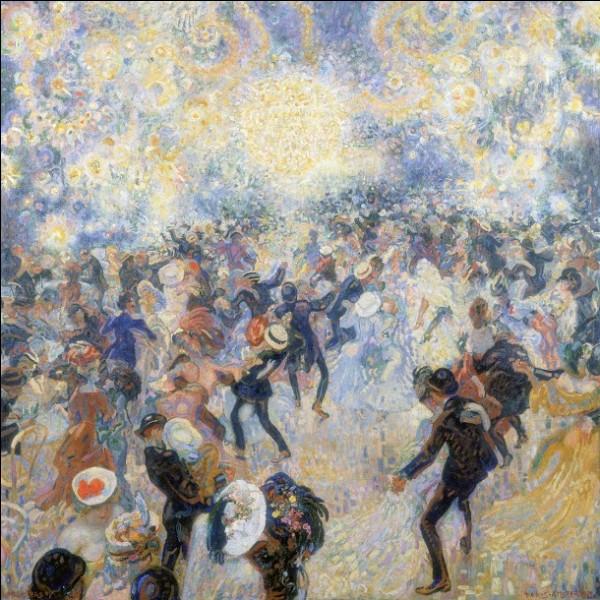 """""""Bal Tabarin"""" 1907"""