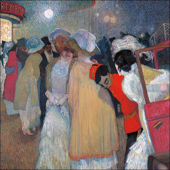 """Moulin Rouge"" 1908-09"
