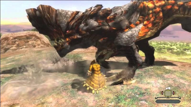 Ce monstre vit dans la boue et est extrêmement dur. Qui est-ce ?