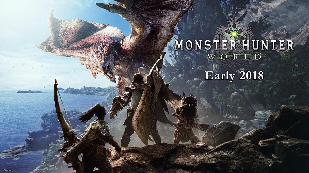 Comment s'appelle ce monstre ? - Monster Hunter