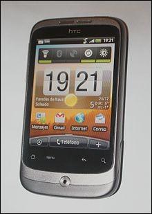 Passons maintenant au ''HTC''. Il s'agit d'un...