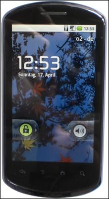 D'une marque plus compliquée, le ''Huawei''. Quel est le modèle ?