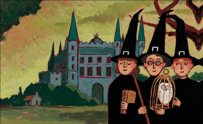 """Lequel n'est pas un personnage de la saga """"Harry Potter"""", écrite par J.K. Rowling ?"""