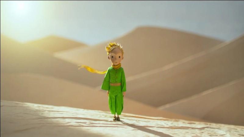 """Dans """"Le Petit Prince"""" de Saint-Exupéry, dans quel désert un aviateur en panne fait-il la connaissance d'un enfant venu d'une autre planète ?"""