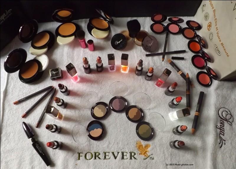 Votre style de maquillage est...
