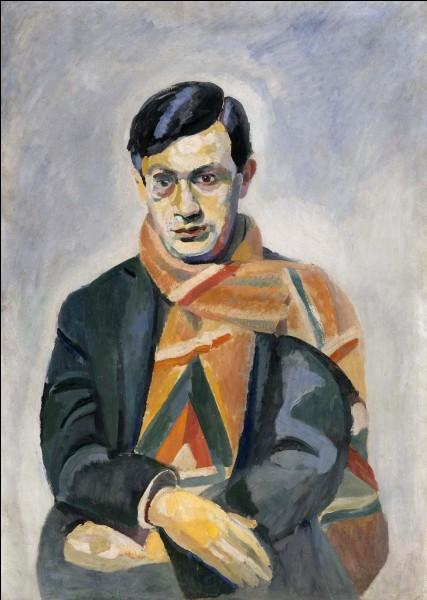 """Qui a peint """"Portrait de Tristan Tzara"""" ?"""