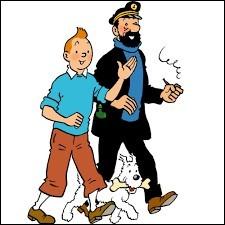 Dans quel pays d'Afrique Tintin va-t-il d'après le titre d'une bande dessinée ?