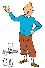 Quelle est la couleur de l'or du pays où se rend Tintin d'après le titre d'une bande dessinée ?