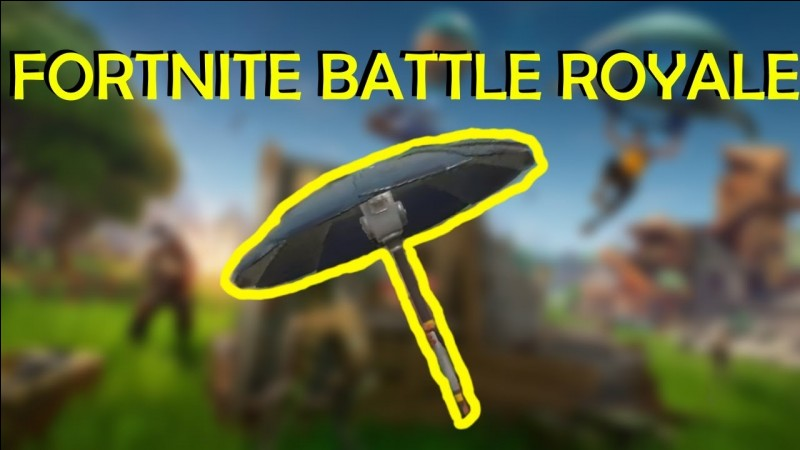 Comment débloque-t-on ce parapluie ?
