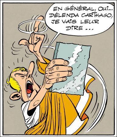 « Delenda Carthago » : on a mis ça à toutes les sauces, il fut un temps. Mais le sens n'a pas changé : quel est-il ?