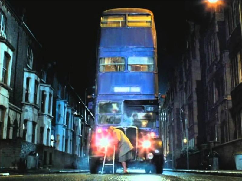 Combien Harry paye-t-il le bus dans le 3e film après avoir vu un loup ?