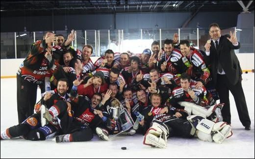 Comment se nomme le club de hockey d'Amiens ?