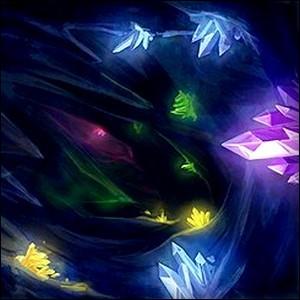 """Quel cristal n'est """"pas"""" associé à la conception du sabre-laser ?"""
