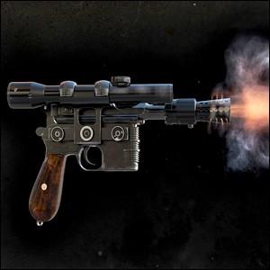 Quel Gaz est utilisé pour la décharge d'énergie des blasters ?