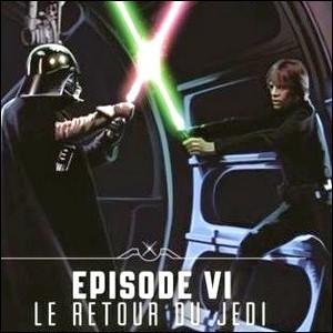 """Quelle idée suivait G. Lucas avec le titre """"Le Retour du Jedi"""" ?"""