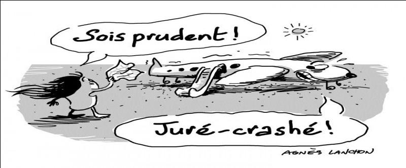 Info ou intox ?~~~~~~~~~~~L'appel de détresse international « Mayday ! » est la transformation de la phrase « Venez m'aider ! », prononcée par un pilote français en difficulté dans les années 1920...