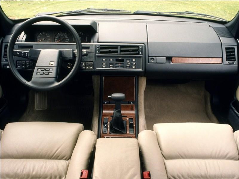 Est-ce que la Citroën XM a existé en boîte automatique ?