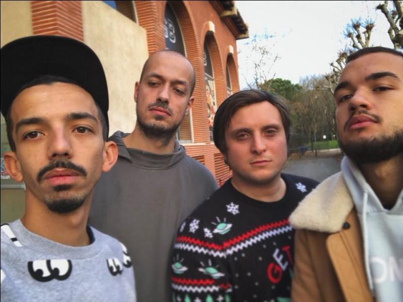 Sur cette photo, ils font visiter Toulouse à...
