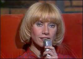 Qui est cette dame de la télévision ?