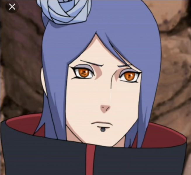 Dans Naruto Shippuden, qui tue Konan ?