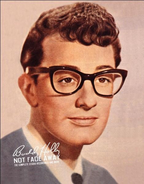 Que faisait Buddy Holly ?