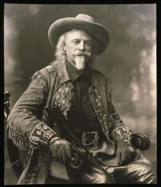 Buffalo Bill a dirigé une troupe de théâtre populaire.