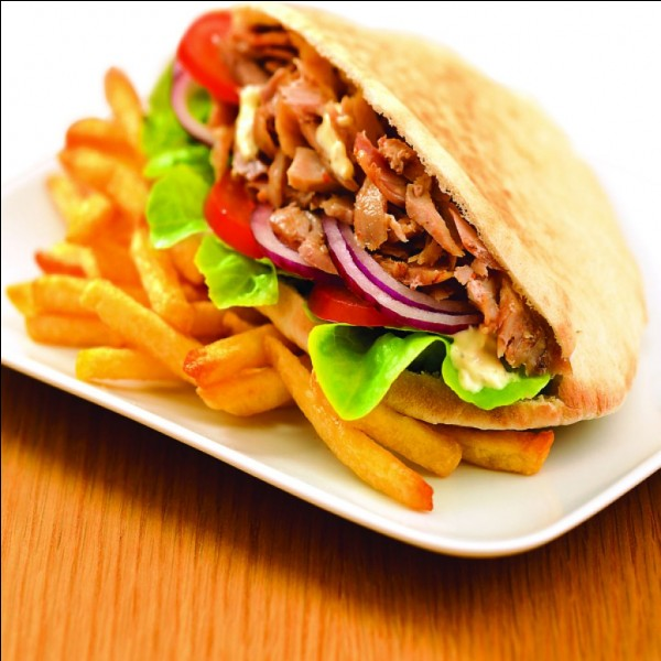 Le kebab a été inventé en...
